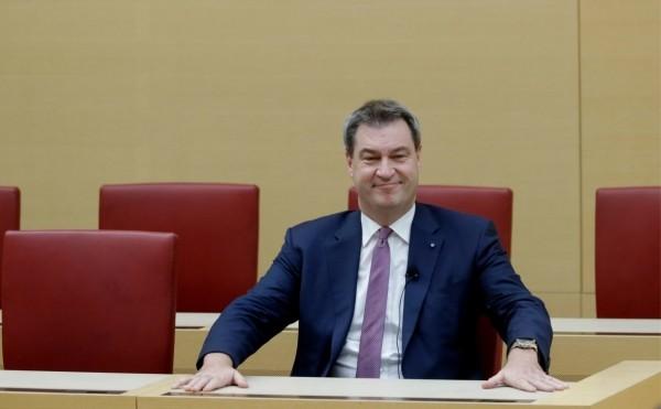 Премьер-министр Баварии избран главой Христианско-социального союза