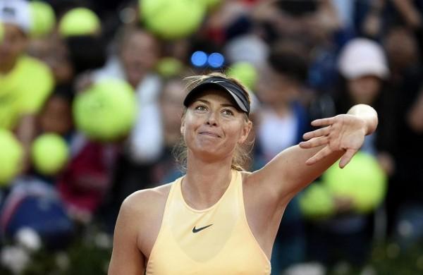 Мария Шарапова несмогла выйти вчетвертьфинал Australian Open