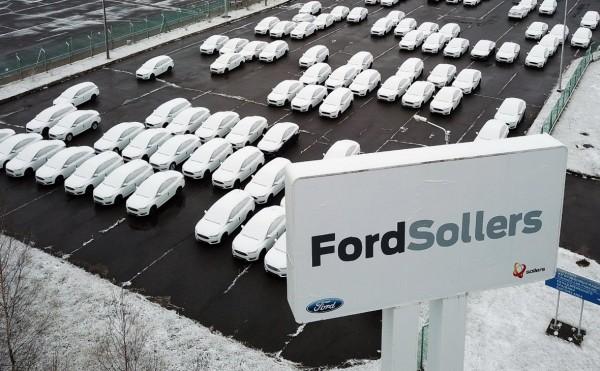 Козак заявил об отказе Ford от выпуска легковушек в России