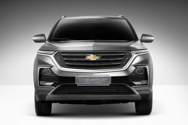 Chevrolet Captiva нового поколения на базе «китайца» станет глобальной моделью