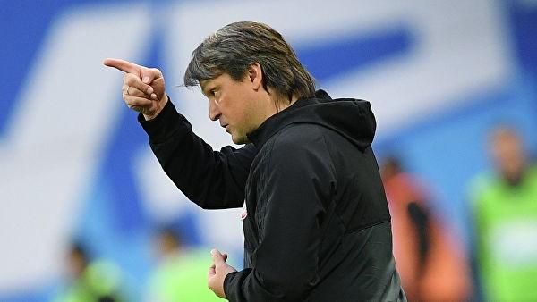 Тренер «СКА-Хабаровска» Евсеев покинул пост всвязи спредложением отклуба РПЛ