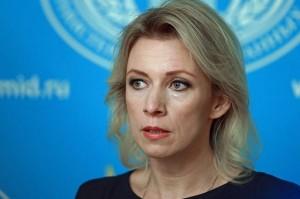 Захарова пообещала ответ России на приговор литовского суда