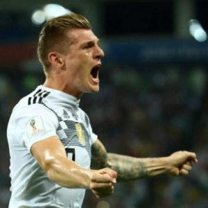 СМИ: футболист Кросс намерен покинуть «Реал» летом