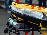 ДТП на шоссе №431, погиб мотоциклист