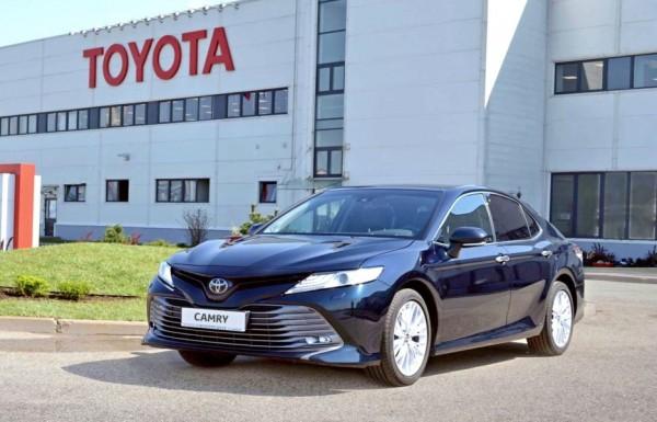 Toyota вписалась в СПИК и вложит в российский завод 20 млрд рублей