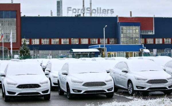 Компания Ford Sollers продаст заводы в России