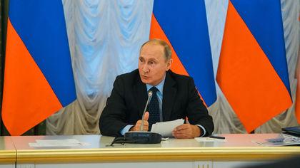 Путин поделился своим мнением насчет