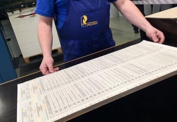 В ЦИК назвали стоимость печати бюллетеней