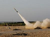 Продолжаются ракетные обстрелы израильской территории