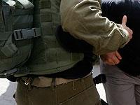 На границе с Газой задержан нарушитель с гранатой