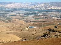 Пожар в Нижней Галилее; существует подозрение на поджог