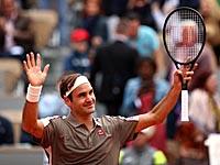 Открытый чемпионат Франции. Федерер вышел во второй круг