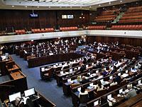 Одобрен в предварительном чтении законопроект о роспуске Кнессета. Нетаниягу выступит с заявлением в 20:00