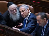 Законопроект о роспуске Кнессета оказался под угрозой