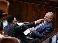 Утвержден законопроект о роспуске Кнессета