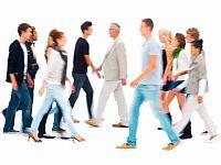 Исследование: скорость ходьбы влияет на твою продолжительность жизни