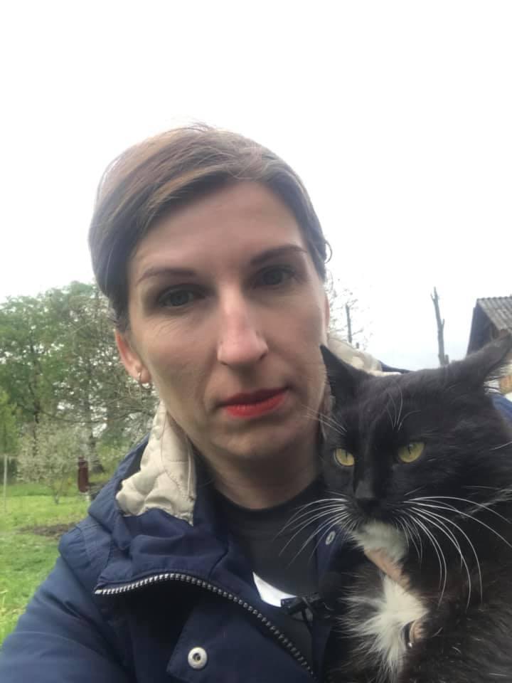 Кот прошел 300 километров, чтобы вернуться из Луцка в родное село (фото)