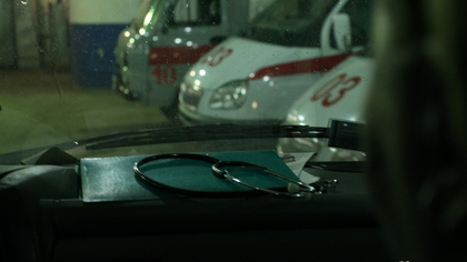 Комнату отдыха водителей тайгинской скорой помощи закрыли
