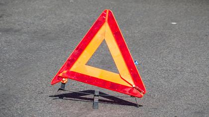 ДТП с двумя автомобилями произошло в центре Кемерова