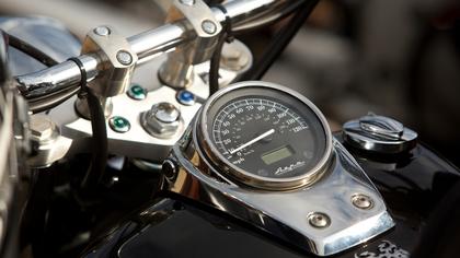 Байкер сделал предложение своей подруге на скорости в Ростове-на-Дону