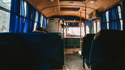 Кузбассовец угрожал расправой кондуктору автобуса