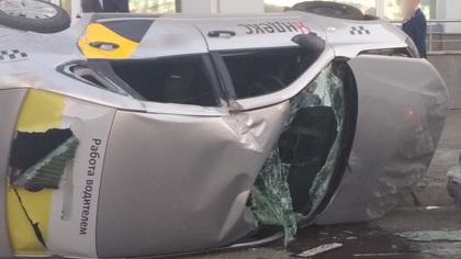 Стали известны подробности тройного ДТП с такси в Кузбассе