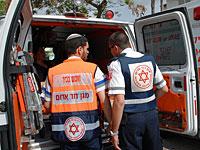 В Хайфе осколками стекла тяжело ранена 14-летняя девочка