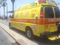 Шестилетний мальчик захлебнулся при купании на тель-авивском пляже