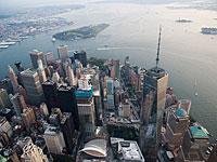 Нью-Йорк: вертолет совершил жесткую посадку на крышу небоскреба на Манхеттене
