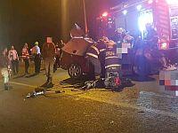 ДТП около Бейтар-Илита, погиб мужчина