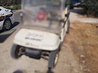 В Кирьят-Гате полиция остановила машину, которой управлял ребенок