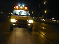 ДТП недалеко от Ришон ле-Циона, тяжело травмирован электровелосипедист
