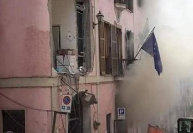 В Италии от взрыва погиб мэр города