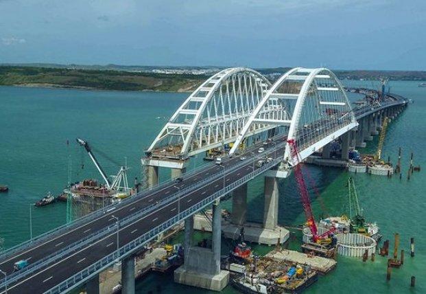 В России назвали сроки разрушения Крымского моста