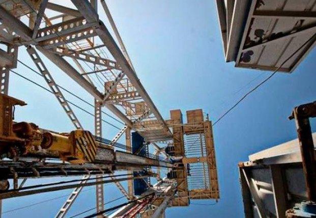Украина имеет больше всего работающих буровых станков в Европе