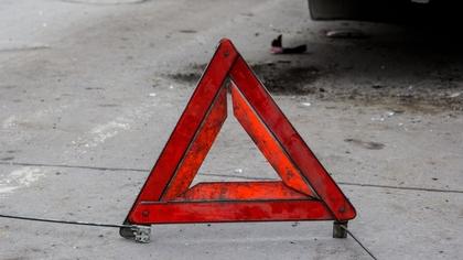 ДТП на кемеровском перекрестке перекрыло автомобильный поток