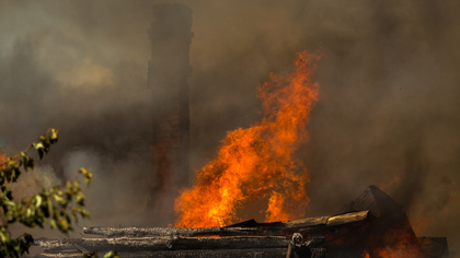 Отец погибших при пожаре пятерых детей получил срок в Новосибирске