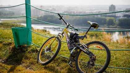 Кузбассовец не вернул велосипед другу и пойдет под суд