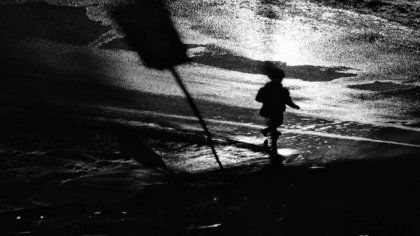 Трехлетний ребенок заблудился в Березовском