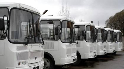35 новых автобусов выйдут на маршруты в Кузбассе