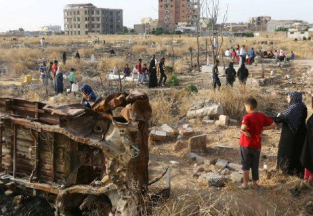 В Сирии обнаружили новую братскую могилу жертв ИГИЛ