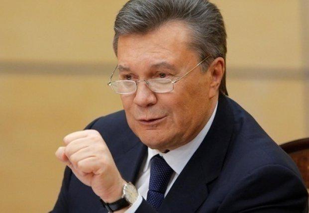 Янукович не имеет отношения к