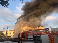 Рош а-Аин: пожар в доме хозяйки яслей, подозреваемой в жестоком обращении с детьми