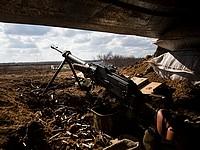 Штаб ООС сообщил о двух погибших в результате обстрелов со стороны сепаратистов в Донбассе