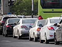 С 14 июля на въезде в Иерусалим ожидаются пробки