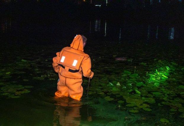 В Киеве при странных обстоятельствах утонул мужчина (видео)