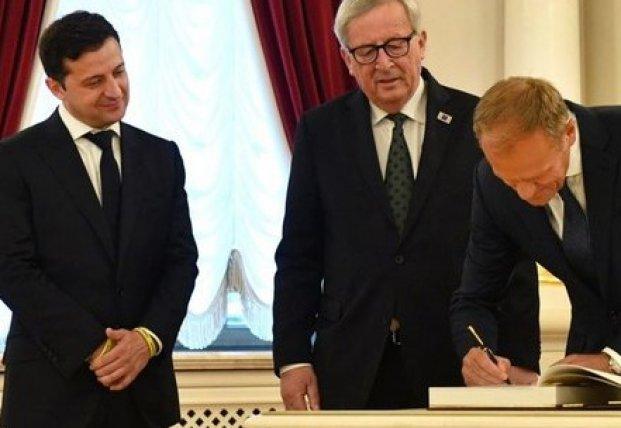 Итоги саммита Украина-ЕС: санкции и финансовая помощь