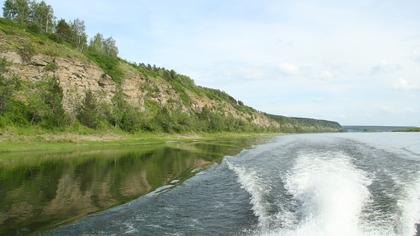 Кузбассовцы обнаружили в реке труп с проломленным черепом