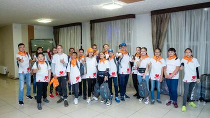 Юные жители Мысков едут отдыхать на Черное море