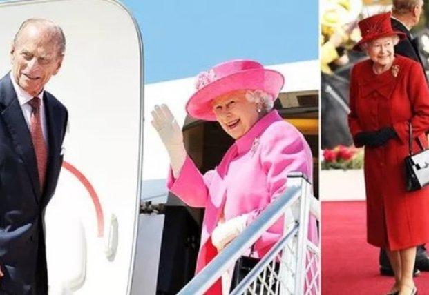 Что держит в своей сумке Елизавета II